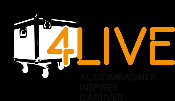Logo 4 live