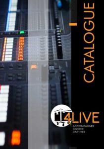 Catalogue de location de materiel audiovisuel