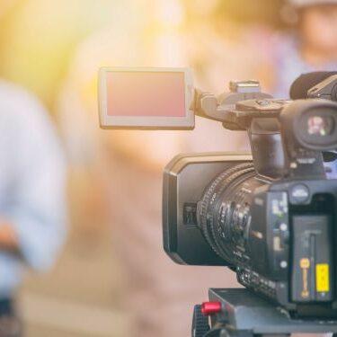Captation video interview