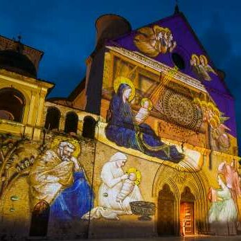 Projection / illuminations / video mapping / spectacle son et lumiere